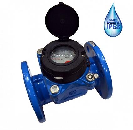 Водосчетчики с защитой IP-68