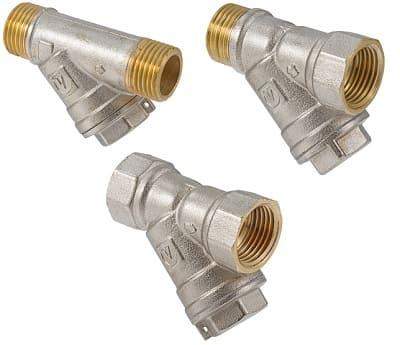 Фильтр механической очистки косой VT.190, VT.191, VT.192