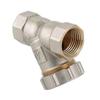 Фильтр механической очистки косой c заглушкой VT.193