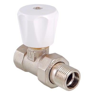 VT.008.LN Клапан ручной прямой (компактный)