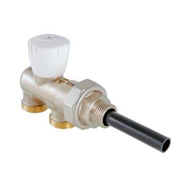 VT.022.N Узел инжекторный для подключения радиатора