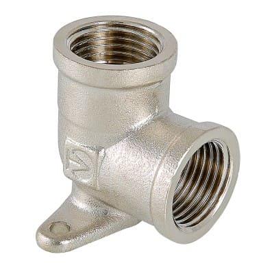 Угольник с креплением (водорозетка) VTr.751.N